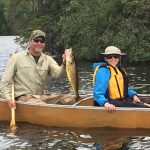 walleye, bwca, wilderness guide